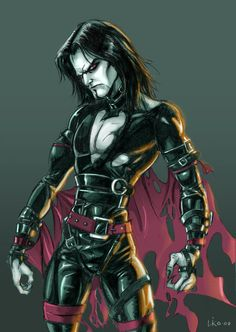 ☆ Morbius - the Living Vampire - One of MARVEL's most under rated characters (these days, at least) Michael Morbius is one of the original anti-heroes. A tragic character forced to live an existence where morality, sience, prejudice and horror collide...all that in the MARVEL Universe -::- By ~Likodemus ☆
