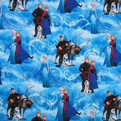 Frozen - Character Scene - 1/4m