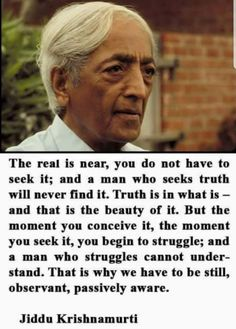 During the ancient times until now, people practice meditation because of its provided advantages. Incorporating meditation as part of your daily life can make Zen Quotes, Spiritual Quotes, Wisdom Quotes, Life Quotes, Inspirational Quotes, J Krishnamurti Quotes, Jiddu Krishnamurti, Zen Meditation, Reiki