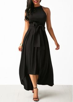 High Neck Black Dress With Cardigan Asymmetric Hem Black Belted Dress and Cardigan Dress With Cardigan, Maxi Dress With Sleeves, Belted Dress, The Dress, Ruched Dress, Belted Cardigan, Pink Cardigan, Sheath Dress, Women's Fashion Dresses