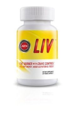 Athletic Edge LIV Capsules, 60 Count - For Sale