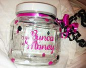 bunco money jar