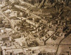 Swansea after WW2. Apologies for the poor quality