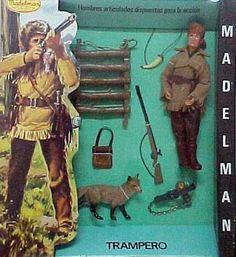 Madelman Trampero