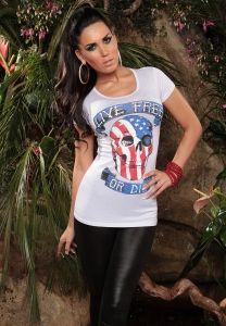 t-shirt LIVE FREE OR DIE Live Free Or Die, Graphic Tank, Tank Tops, Heels, T Shirt, Women, Fashion, Moda, Halter Tops