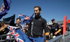 Ben Ainslie on brink of greatest comeback in America's Cup 2013 | #sailing #health #fitness