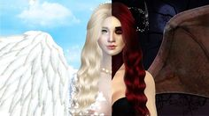 Birth to Death - Angel to Devil - The Sims 4 Machinima - YouTube