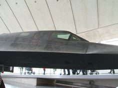 Lockheed SR-71 Blackbird nose section, taken at Duxford, September, 2014. I have…
