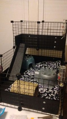 how to keep a rabbit cage from smelling