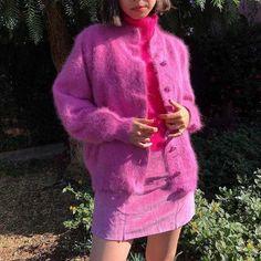 I'm a Barbie girl! 2000s Fashion, Look Fashion, Winter Fashion, Fashion Outfits, Korean Fashion, Aesthetic Fashion, Aesthetic Clothes, Pink Aesthetic, Looks Style