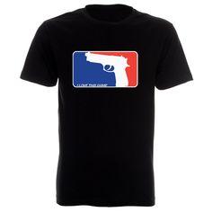 Koszulka Beretta - I LOVE THIS GAME
