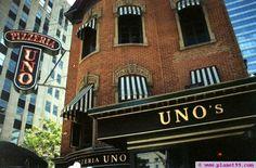 UNO's Pizzeria - Chicago, Illinois