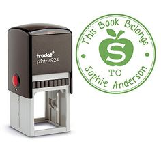 Green Ink, Self Inking Personalized Teacher Stamp This Bo... https://www.amazon.com/dp/B01MA1G9UT/ref=cm_sw_r_pi_dp_x_CvdkybBAECEYW
