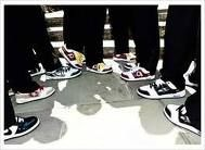 Redskins shoes for the groom and his men instead of traditional tuxedo shoes. My groom would love! Rave Wedding, Wedding Blog, Dream Wedding, Wedding Ideas, Wedding Things, Wedding Pictures, Wedding Stuff, Nfl Shoes, Football Shoes