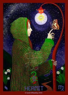 Sarah Magdalene Tarot