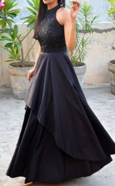 Popular black Long Prom Dress Sexy Evening Party dress by olesaweddingdresses, $134.92 USD Indian Gowns Dresses, Sexy Dresses, Beautiful Dresses, Fashion Dresses, Prom Dresses, Elegant Dresses, Stylish Dresses, Nice Dresses, Formal Dresses