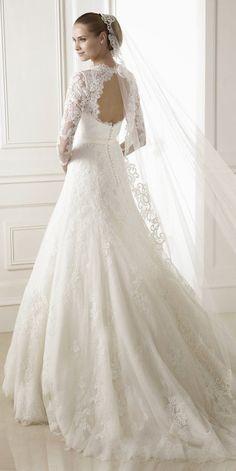 pronovias-2015-costura-wedding-dresses-BASICO_C.jpg (660×1319)