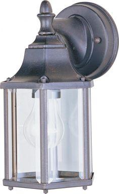 Builder Cast 1-Light Outdoor Wall Lantern : 1026EB   Lighting World