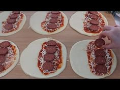 İNANILMAZ LEZZETLİ / KAHVALTIYA MUTLAKA YAPMALISINIZ. 😃 KOLAY ⬆️ KAPALI PİZZA TARİFİ / 1 BARDAK SÜT - YouTube Pizza Recipes, 1 Cup, Tart, Muffins, The Creator, Bread, Breakfast, Recipes, Breads