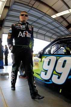 Carl Edwards Photo - Sonoma - Day 2