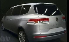 OG | 2015 Renault Espace Mk5 | Dropped design proposal