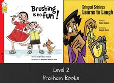 Pratham Book Reviews | Brushing is No Fun & Sringeri Srinivas Learns to Laugh http://www.indianmomsconnect.com/2017/01/23/pratham-book-reviews-brushing-no-fun-sringeri-srinivas-learns-laugh/