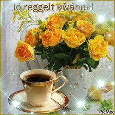 Moscow Mule Mugs, Beautiful Roses, Good Morning, Tableware, Facebook, Friday, Buen Dia, Dinnerware, Bonjour
