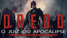 "Confira ""Dredd - O Juiz do Apocalipse"" na Netflix"