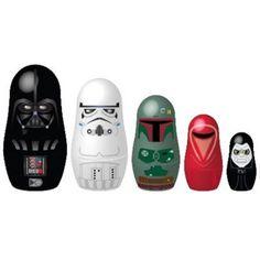 Star Wars The Empire Nesting Dolls Set