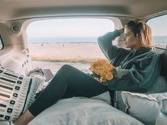 gabriel took me on the sweetest date today. we parked our jeep at the beach with lots of blankets, pillows and food in the back and watched… Couples Who Workout Together, Jessica Conte, Jess And Gabe, Beach Jeep, Gabriel Conte, Beach Date, Date Today, Instagram White, Beach Aesthetic