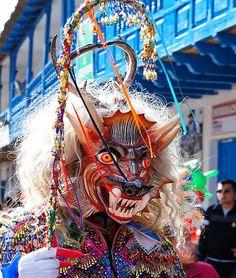 Festival of the Virgen del Carmen http://www.southamericaperutours.com/