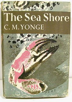 The Sea Shore - The New Naturalist by Yonge 1949 1st ed
