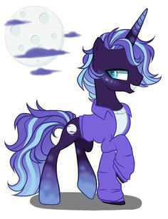 GRID Result Magical Projection X Luna (Mistake) by GihhBloonde on DeviantArt Arte My Little Pony, My Little Pony Poster, My Little Pony Dolls, My Little Pony Princess, My Little Pony Characters, My Little Pony Comic, My Little Pony Drawing, My Little Pony Pictures, Princess Luna