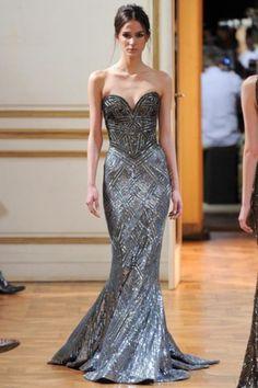 Style Couture, Couture Fashion, Runway Fashion, High Fashion, Chanel Fashion Show, Paris Fashion, Beautiful Gowns, Beautiful Outfits, Gorgeous Dress