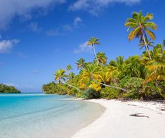 Best Beaches on Earth: One Foot Island Beach, Cook Islands