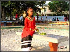 Maldivian traditional dress