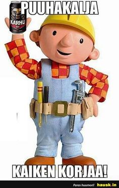 Bob the Builder cartoon from cartoon network Old Bob The Builder, Bob The Builder Cartoon, Black Characters, Cartoon Characters, Cartoon Tv, Bob The Builder Characters, Intresting News, Funny Character, Yabba Dabba Doo