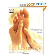 """Reflexology: Health At Your Fingertips"" by Barbara and Kevin Kunz"