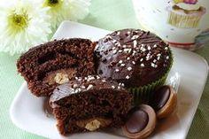 Schoko - Toffifee - Muffins, ein leckeres Rezept aus der Kategorie Kuchen. Bewertungen: 80. Durchschnitt: Ø 4,4.