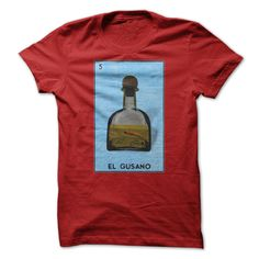 #Funnytshirts... Cool T-shirts  Price :$19.00Buy Now    Low cost Codes   View photographs & photographs of La Loteria - El Gusano (The Worm) t-shirts & hoodies:When you do not completely love our design, you'll be able to SEARCH your favourite one through the u...