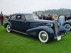 1936 Cadillac Series 36-90 V16