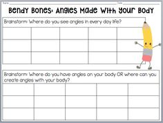 Body Angles