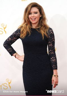 Actress Natasha Lyonne arrives for the 66th Annual Primetime Emmy Awards  held at Nokia Theatre L.A. Live on August 25, 2014 in Los Angeles, California.  (Photo by Albert L. Ortega/Getty Images)  --  Access, discover and share millions of images at *newzcard.com.