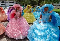 Love the Azalea Trail maids from Mobile (oh, I was in the Azalea Trail in Dothan when I was a little girl!)