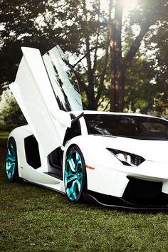 "supercars-photography: "" Lambo Aventador (Source) "" Luxury Sports Cars, Lamborghini Photos, Lamborghini Aventador, Audi R8, Ferrari, Fancy Cars, Cool Cars, Maserati, Supercars"
