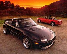 Miata Mazda Roadster, Mazda Miata, Jdm Cars, Car Manufacturers, Sport Cars, Custom Cars, Vintage Cars, Convertible, Automobile