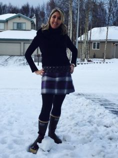 December's Stylist of the month- Mindy in Anchorage, Alaska Anchorage Alaska, Skater Skirt, Stylists, Skirts, Fashion, Moda, Fashion Styles, Skater Skirts, Skirt