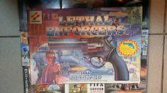 Lethal Enforcers Mega CD