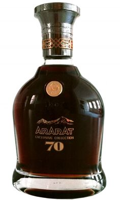 Armenian ArArAt brandy was sold at a Sotheby auction in London for… Best Rye Whiskey, Cigars And Whiskey, Scotch Whiskey, Wine And Liquor, Liquor Bottles, Tequila, Fun Drinks, Alcoholic Drinks, Olive Oil Packaging