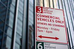 5 | Pentagram Redesigns New York's Inscrutable Parking Signage | Co.Design: business + innovation + design
